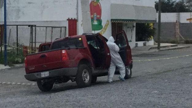 Matan a hombre afuera de tienda de abarrotes en Cadereyta
