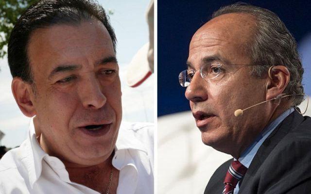 Felipe Calderón revela acusaciones por sobornos contra Humberto Moreira - Foto de Internet