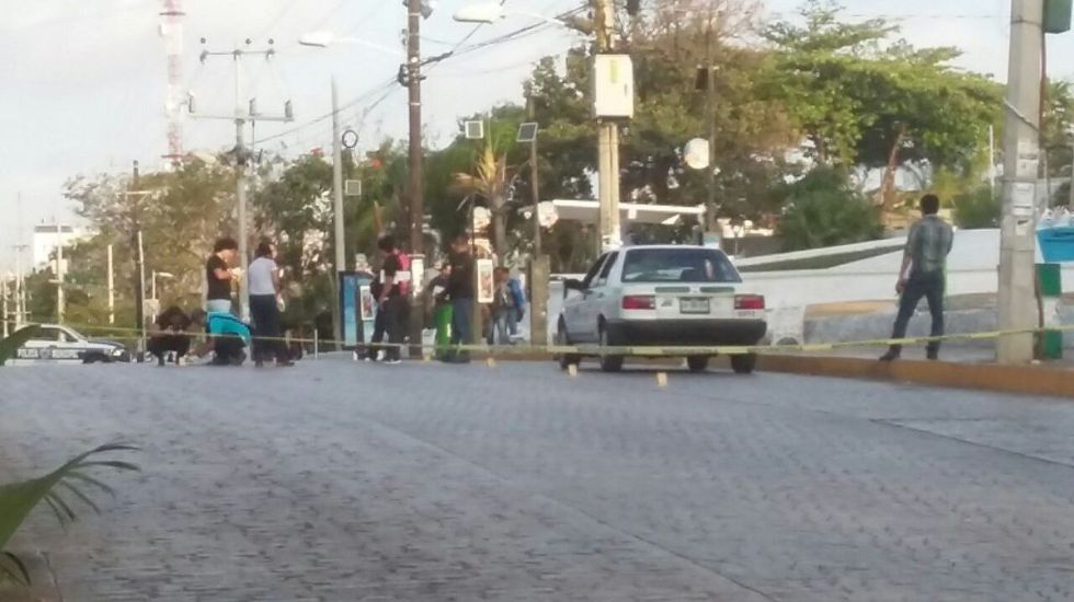 Balacera en Cancún deja tres muertos