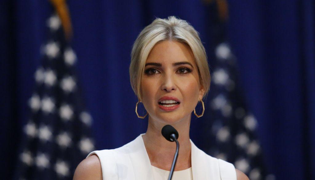 Critican a panelista de Fox News por gesto hacia Ivanka Trump