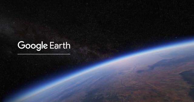 Lanzan nueva versión de Google Earth - Foto de Google