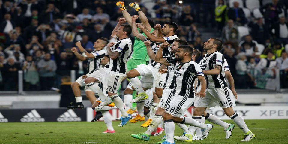 Juventus golea al Barcelona - Foto de @ChampionsLeague