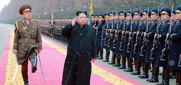 Corea del Norte promete responder ante despliegue de tropas de EE.UU. - Kim Jong-un. Foto de ABC