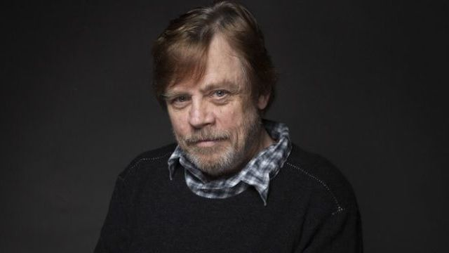 Mark Hamill quiere interpretar a George Lucas