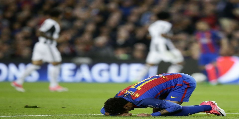 Neymar se pierde el clásico español - Foto de Archivo