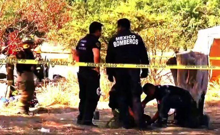 Muere niño de 3 años que cayó a pozo en Guanajuato - Foto de Televisa