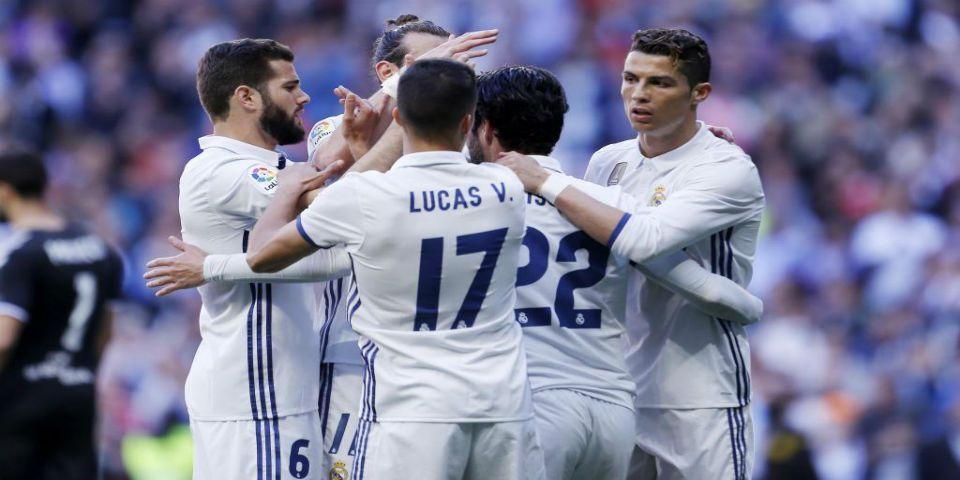 Real Madrid conserva liderato de la liga ante el Alavés - Foto de Marca