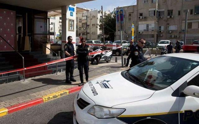 Video: palestino apuñala a cuatro en Israel - Tel Aviv. Foto de