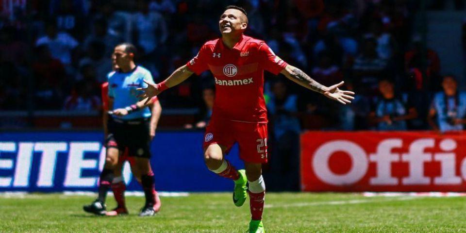 Toluca toma el primer lugar de la Liga MX - Foto de Récord