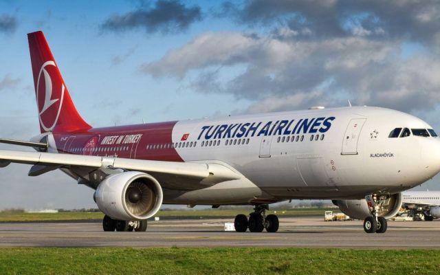 Mujer da a luz a bebé en pleno vuelo de Turkish Airlines - Foto de Internet