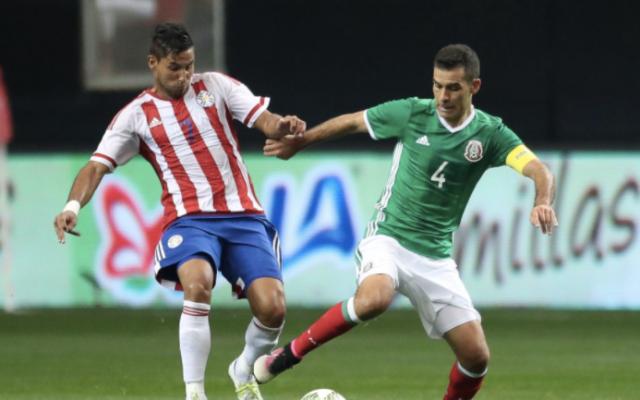 México también enfrentará a Paraguay en amistoso