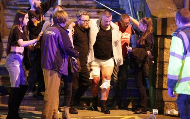 Suman 11 sospechosos detenidos tras ataque en Manchester - Foto de London Police Pictures.