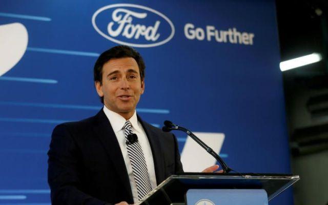 Ford reemplaza a su presidente tras pérdida en valor accionario - Foto de Reuters