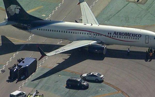Aeroméxico se responsabilizará por demoras atribuibles a la empresa