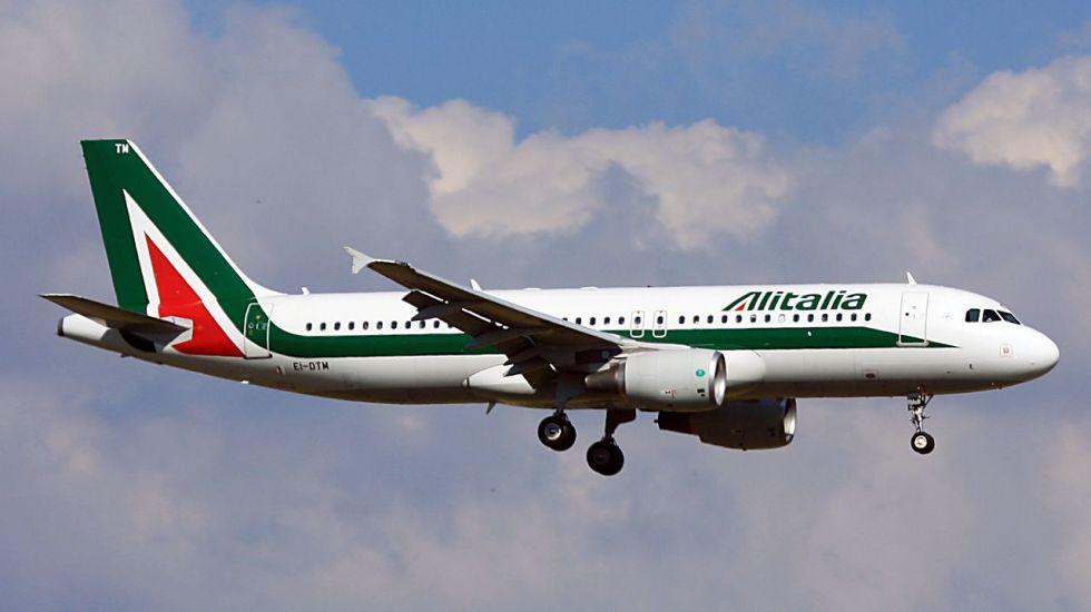 Alitalia aprueba por unanimidad intervención estatal