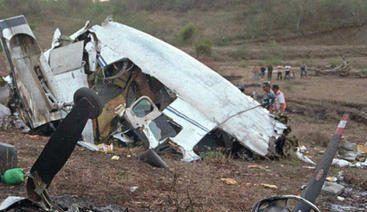 Caída de avión militar en Colombia deja ocho muertos