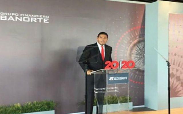 Todos quieren trabajar en Banorte: Carlos Hank González