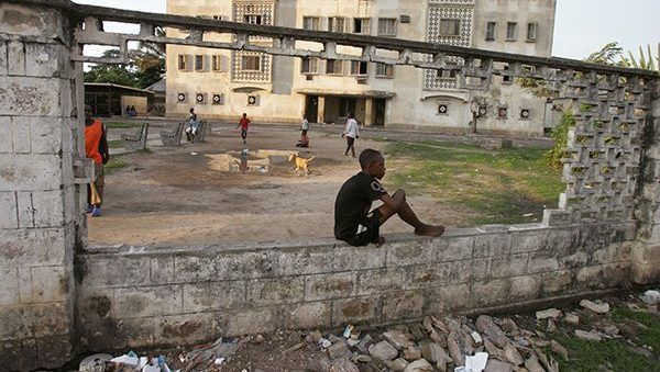 Se fugan más de 4 mil reos de cárcel en el Congo - Foto de Twitter