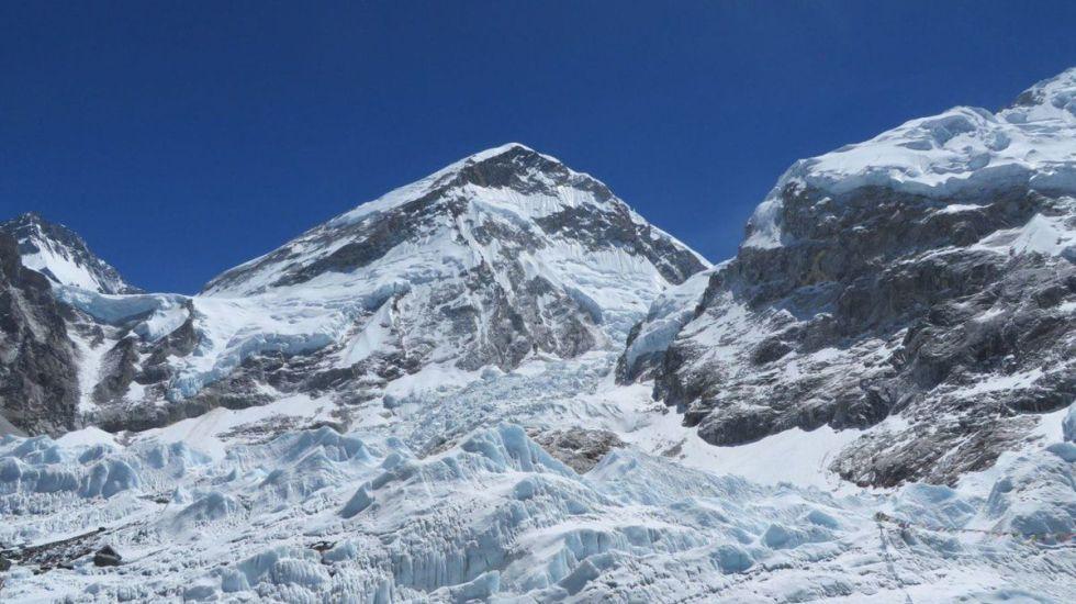 Mueren cuatro alpinistas en el monte Everest