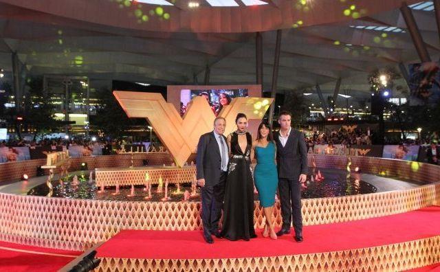 Gal Gadot visita México para premiere de 'Wonder Woman'