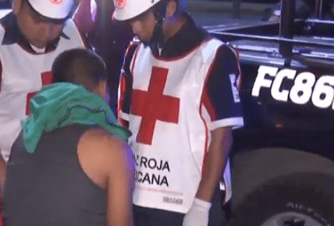 Lesionan a hombre durante asalto en Monterrey - Foto de Milenio