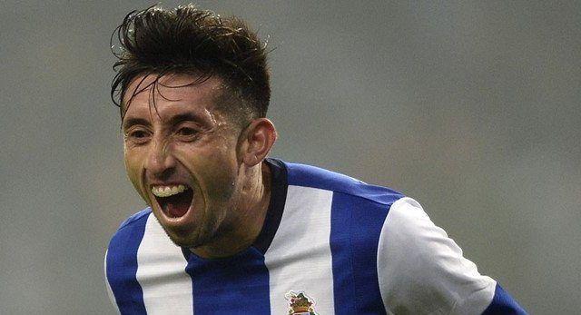 #Video Herrera anota y da pase en goleada del Porto