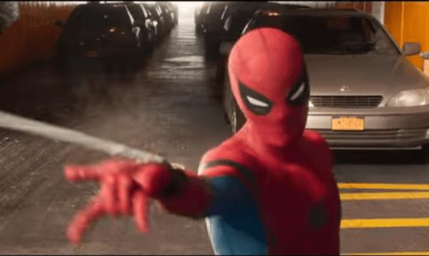 #Video Nuevos avances de Spider-Man: Homecoming - Captura de pantalla