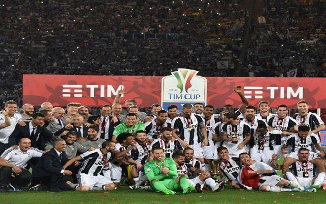 Juventus comienza la carrera por el triplete - Foto de Facebook