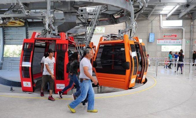Mexibús y Mexicable operan de manera gratuita por contingencia - Foto de Edoméx Informa