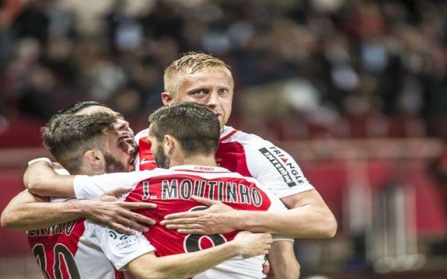Mónaco conquista la Ligue 1 - Foto de @AS_Monaco_ES