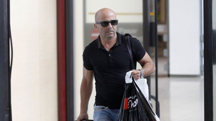 Sampaoli llega a Argentina para asumir como nuevo director técnico - Foto de @GloDeportivo