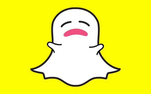 Snapchat pierde 2 mil 200 mdd en primer trimestre de 2017 - Foto de internet