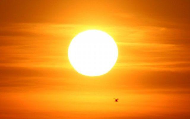El Sol tiene un tiempo de vida de nueve mil millones de años - Foto de internet