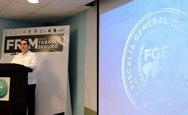 Detienen a tres involucrados en el homicidio del exprocurador de Tabasco