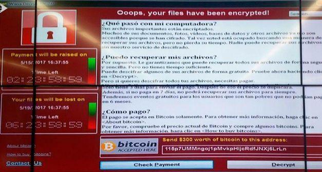 Continúa el caos por el hackeo global - Foto de El Mundo