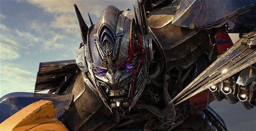 Transformers se apodera del primer lugar en la taquilla del fin de semana - Foto de Paramount Pictures/Bay Films via AP