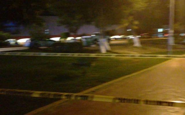 Un muerto y cuatro detenidos tras balaceras en Cancún - Foto de Noticaribe.