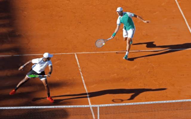 Santiago González se quedó a un paso de la gloria en Roland Garros
