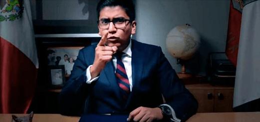 #Video Político tlaxcalteca copia discurso de 'House of Cards'