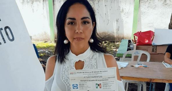 Golpean a esposa de secretario de Gobierno de Veracruz