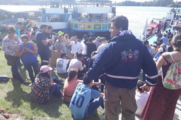 Al menos nueve muertos y 28 desaparecidos por naufragio en Colombia - Foto: Michell Quiñones / EL TIEMPO.