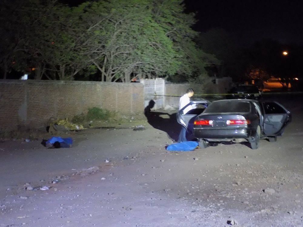 Jornada violenta deja seis muertos en Sinaloa - Foto de El Debate