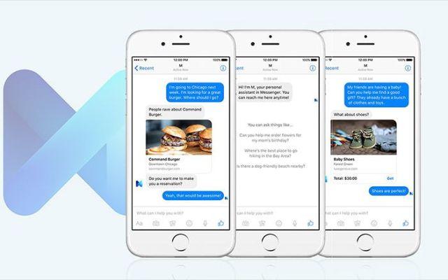 Asistente virtual de Facebook Messenger ya está disponible en español