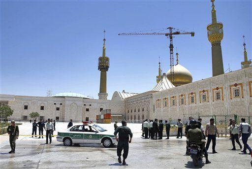 Irán acusa a EE.UU. y Arabia Saudita de apoyar ataques en Teherán - Foto de AP