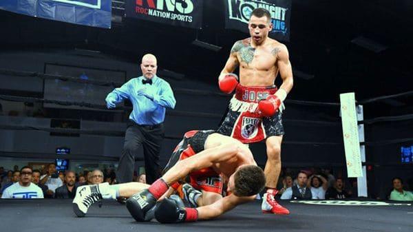 #Video El nocaut que obligó a poner a un boxeador en coma inducido - Foto de Stacey Verheek