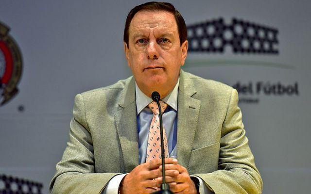 Arturo Brizio nuevo presidente de la Comisión de Arbitraje - Foto de IMAGO7