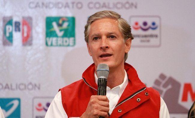 """Se ha respetado el voto de los mexiquenses"": del Mazo - Foto de Notimex"