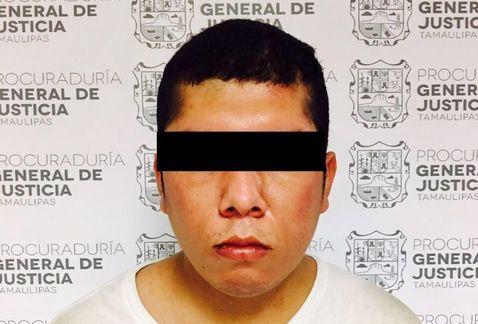 Detienen a homicida en Tamaulipas - Foto de Milenio