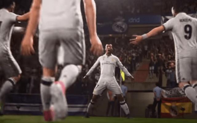 #Video Tráiler de Cristiano Ronaldo en el FIFA 18 - Foto de Sport Bible