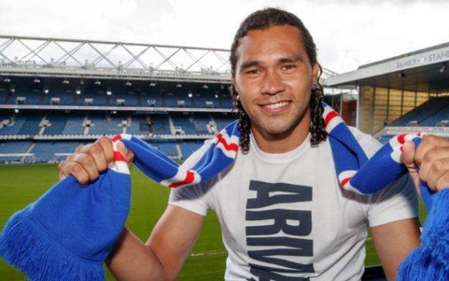 'Gullit' Peña y Eduardo Herrera firman con Rangers FC - Foto de Rangers
